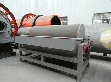 tangible benefitsnew gold minemagnetic separator sellat