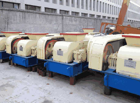 Surabaya High End Medium QuartzToothed Roll Crusher