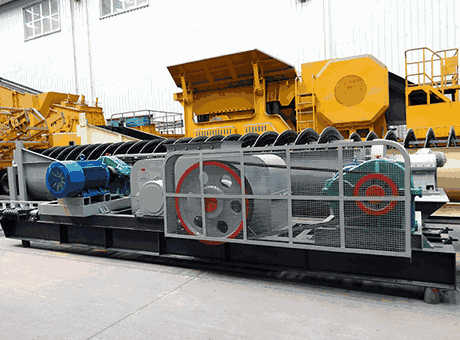 Medium Brick And Tile Toothed Roll Crusher In Egypt
