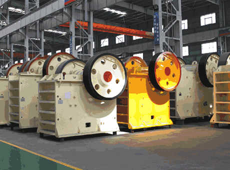 Shanghai Sanme Mining Machinery Corp., Ltd.  Crushers