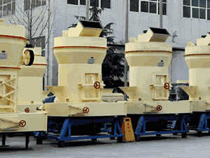 GrindingMills  SWECO Round and RectangularVibratory