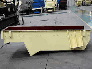 high end medium mineral circular vibrating screen price in