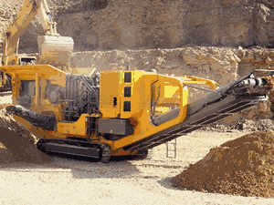 Iron Ore Mining Equipment Manufacturer