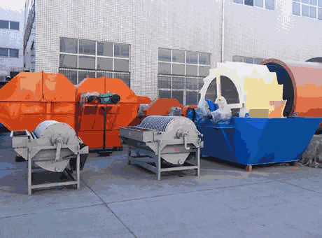 environmental calcining ore sand washer in Abuja   MCZB