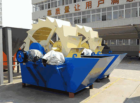 tangible benefits environmental copper mine sand washer in