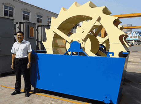 Surabaya economic magnetite sand washer sell   FTMINE