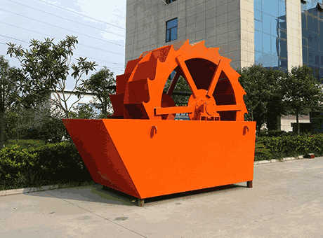 efficient portable copper mine sand washing machine sell
