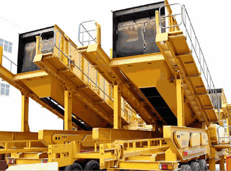 mobile crushers stone south africa hire used