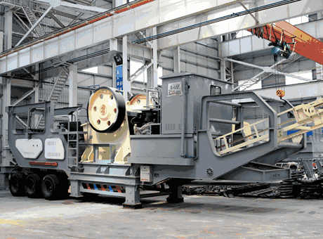 Henan Mining Machinery Co., Ltd. Main mobile crusher, jaw
