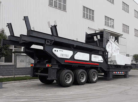 high quality new salt mobile crusher sell in Brazzaville