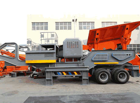State of Penang high end small silicate mobile crusher