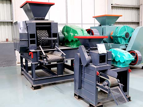 efficient small bluestone briquetting machine sell it at a