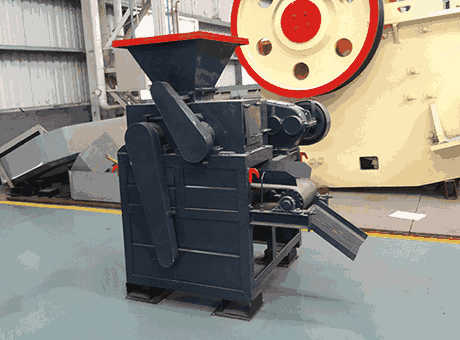 Kinshasa economic new stone briquetting machine   FTMINE
