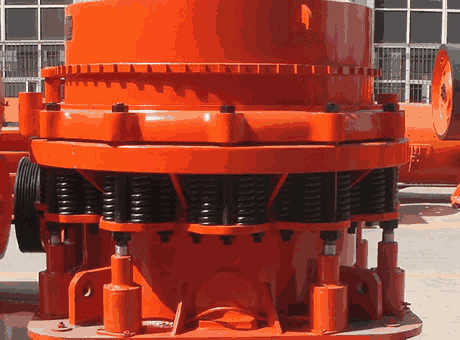 CompoundCone Crusher  JXSC Mine