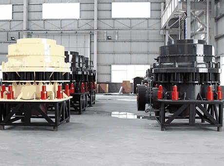tangible benefits small chrome ore symons cone crusher