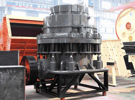 Working Principle Of Cone Crusher | Crusher Mills, Cone