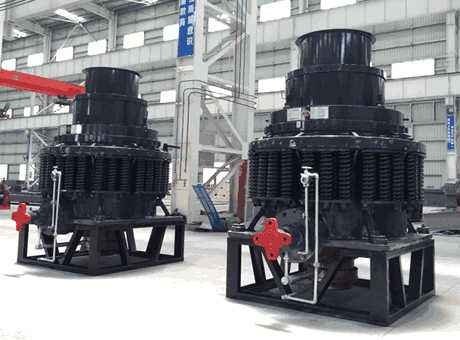 NordbergSymons Cone Crusher Instruction Manual