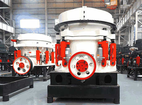 working principle of a cone crusher | Mobile Crushers all
