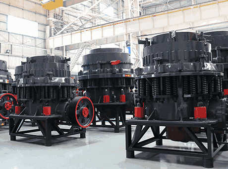 Kobe high end large chrome ore hydraulic cone crusher