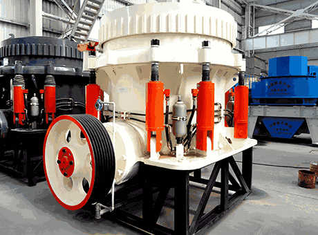 efficientsmallganguesymons cone crusher manufacturerin