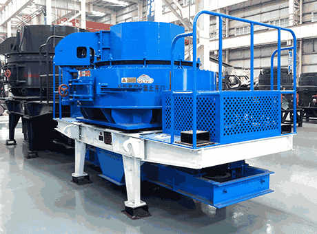 efficient construction wastesand making machine
